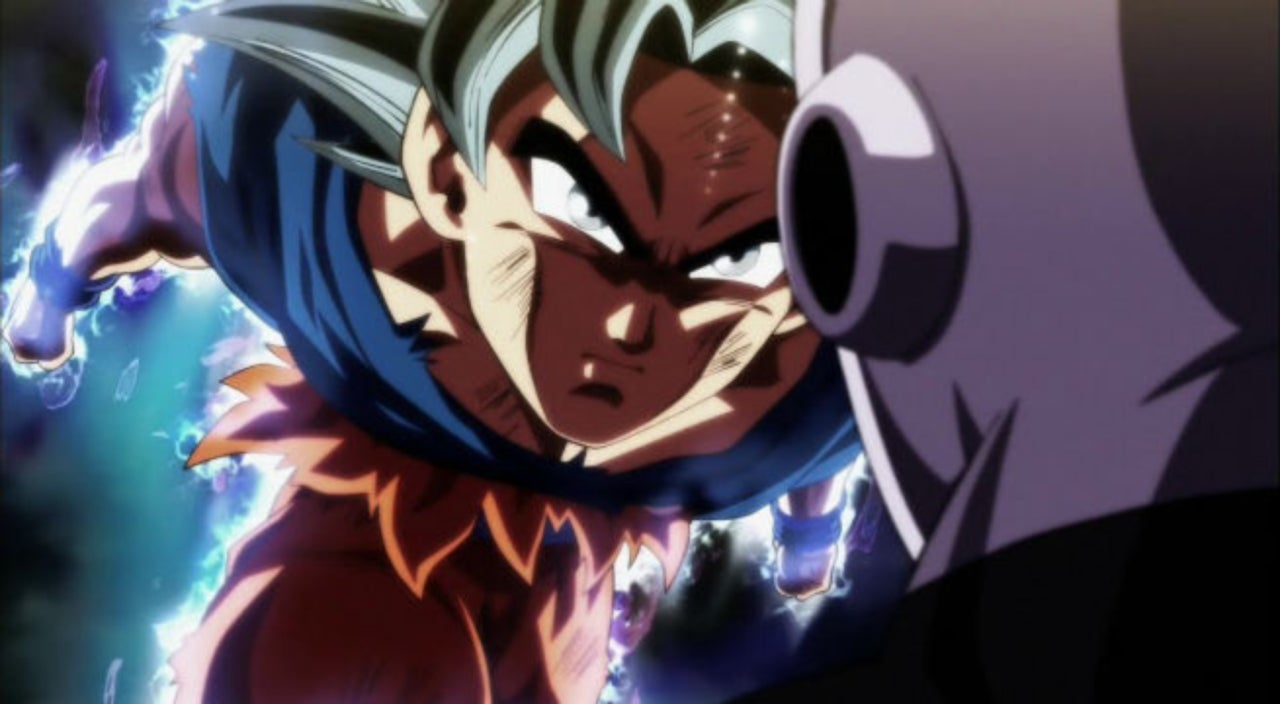 Image result for the first ultra instinct