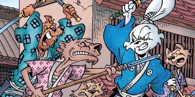 Usagi Yojimbo #164 - Ambush