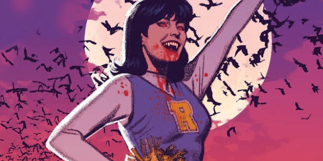 vampironica 1 archie comics
