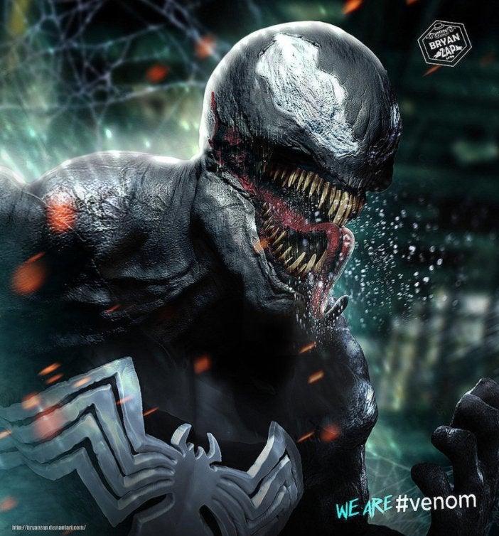 Venom by Bryanzap