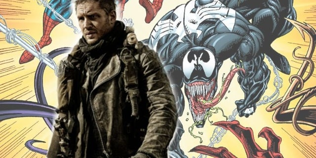 Venom movie Lethal Protector