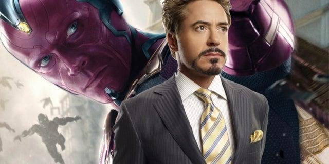 Vision Iron Man