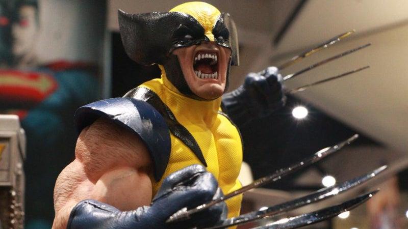 Wolverine X-Men Figurine 2017
