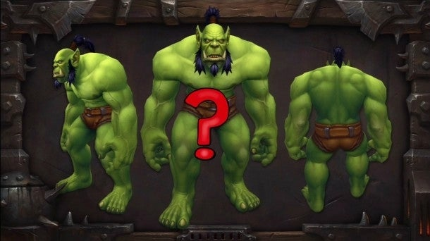 World Of Warcraft Player Calculated Each Races' Genital Size