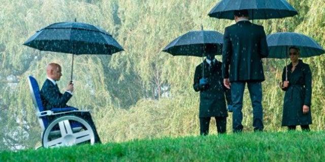 X-Men Dark Phoenix Funeral Scene