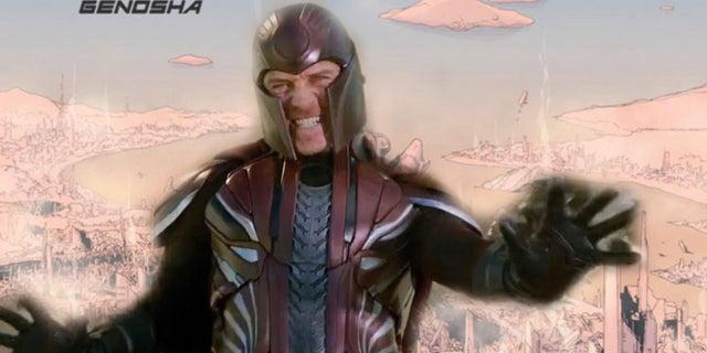 Magneto Will Be Ruler of Genosha in 'X-Men: Dark Phoenix'