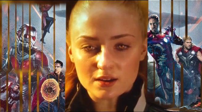 X-Men Dark Phoenix Marvel Cinematic Unvierse Connections