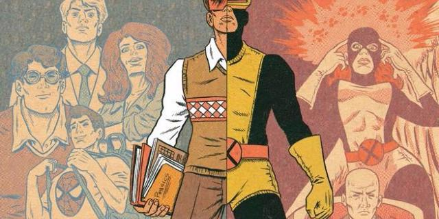 X-Men Grand Design - Cover