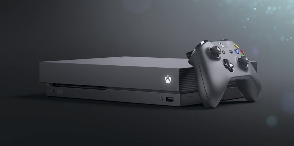 Xbox One X GPU And Its Gaming PC Equivalent