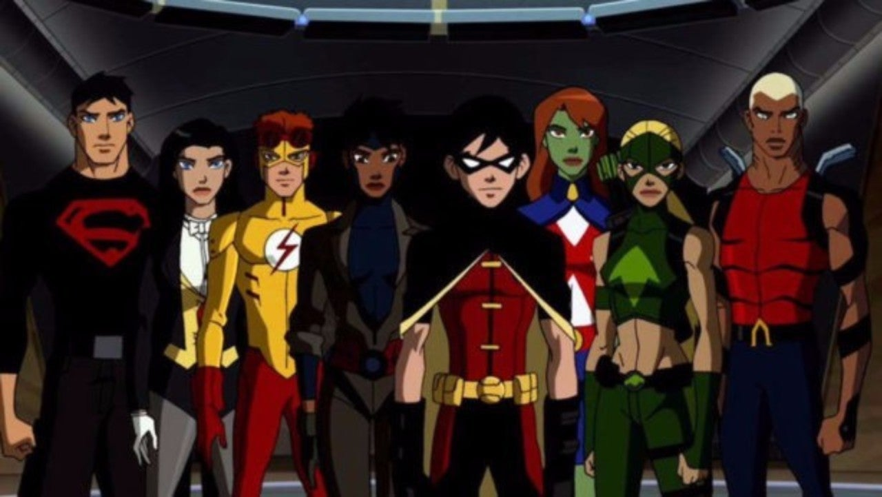 Image result for young justice