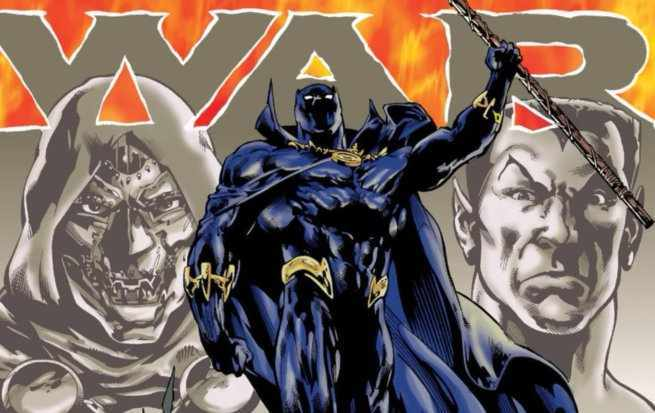 1 - 10 Best Black Panther Comics - Sturm und Drang
