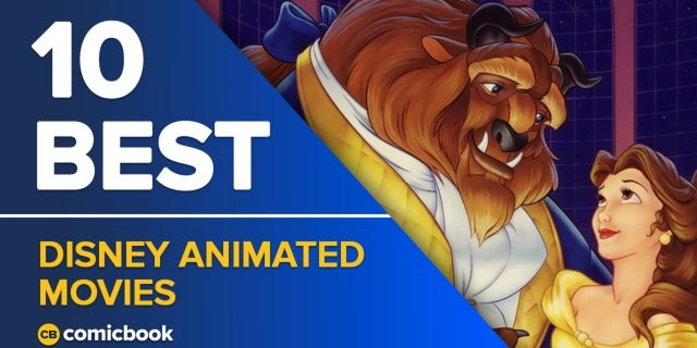 10 Best Disney Animated Movies screen capture