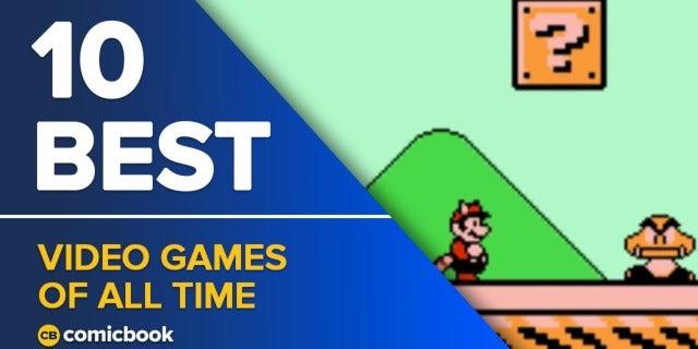 10 Best Video Games screen capture