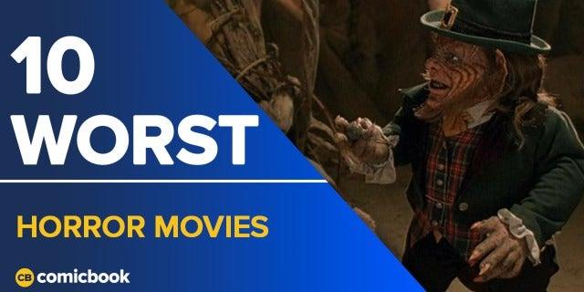 10 Worst Horror Movies screen capture