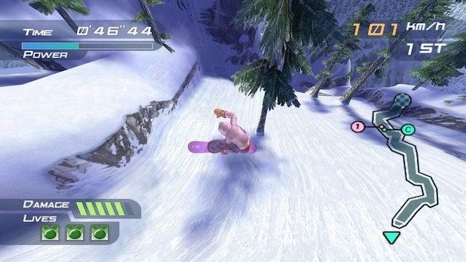 Nintendo Trademarked 1080 Snowboarding, Nintendo Switch Version Speculated