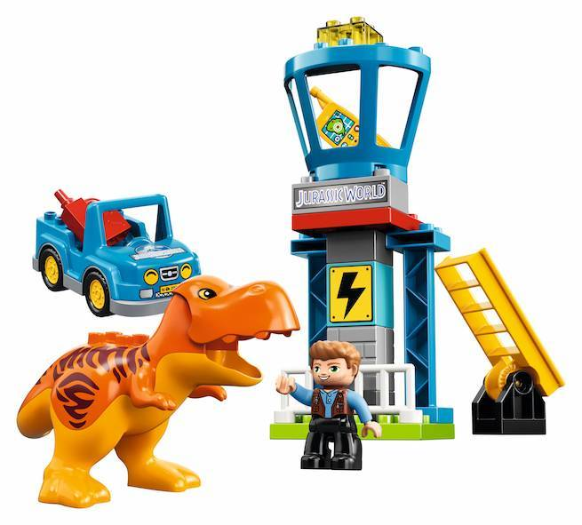 Heres Your First Look At Lego Jurassic World Fallen Kingdom Sets