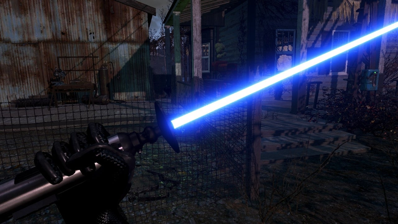 Top Fallout Mods To Bring Star Wars Into The Wasteland