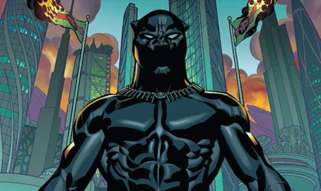 2 - 10 Best Black Panther Comics - A Nation Under Our Feet