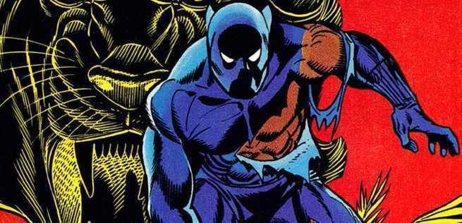 4 - 10 Best Black Panther Comics - Panther's Rage