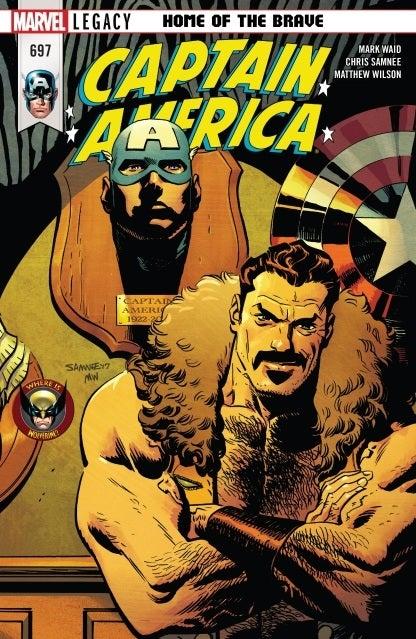 Captain America Vol. 1 Issue 697