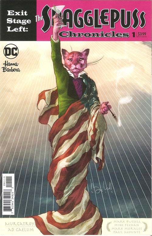 Exit Stage Left: The Snagglepuss Chronicles (2018) Issue 1