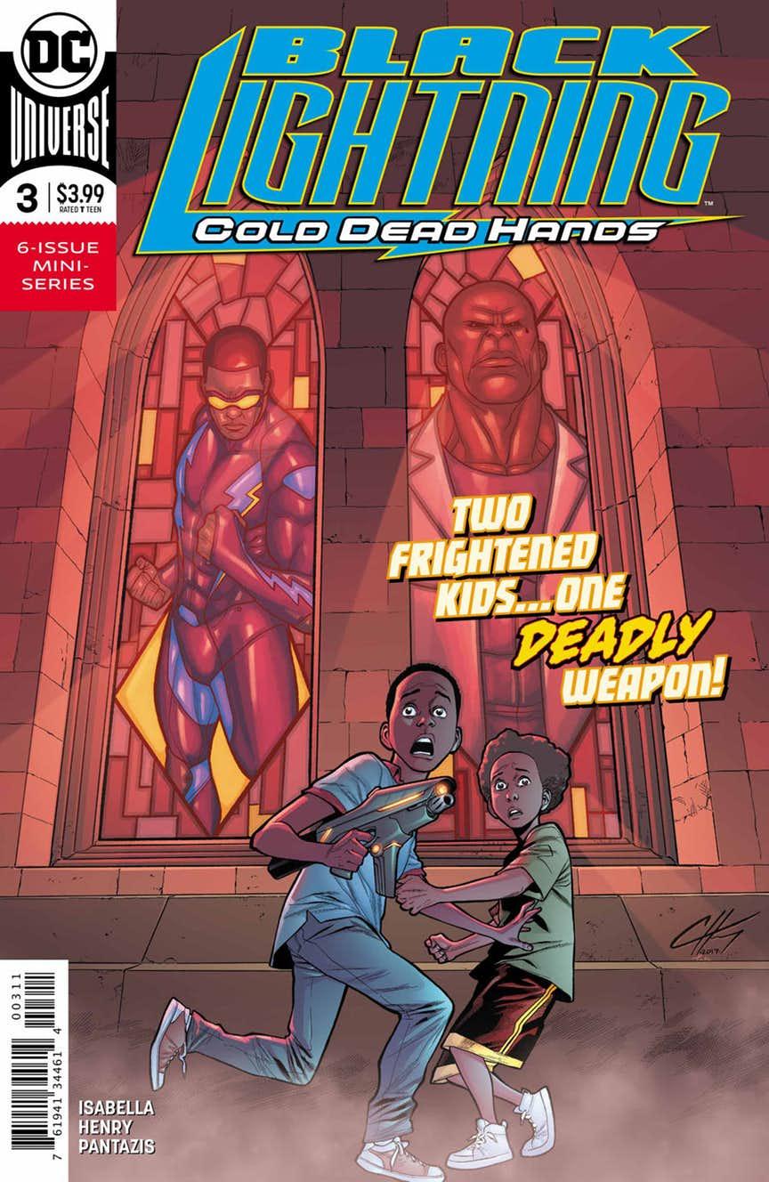 Cold Dead Hands Part Three: L'il Boys Bang Bang