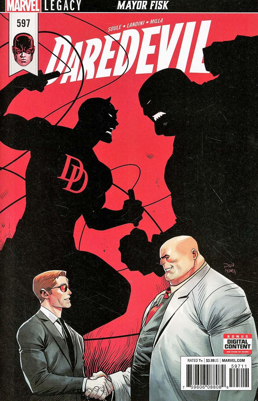 Daredevil Vol. 1 Issue 597