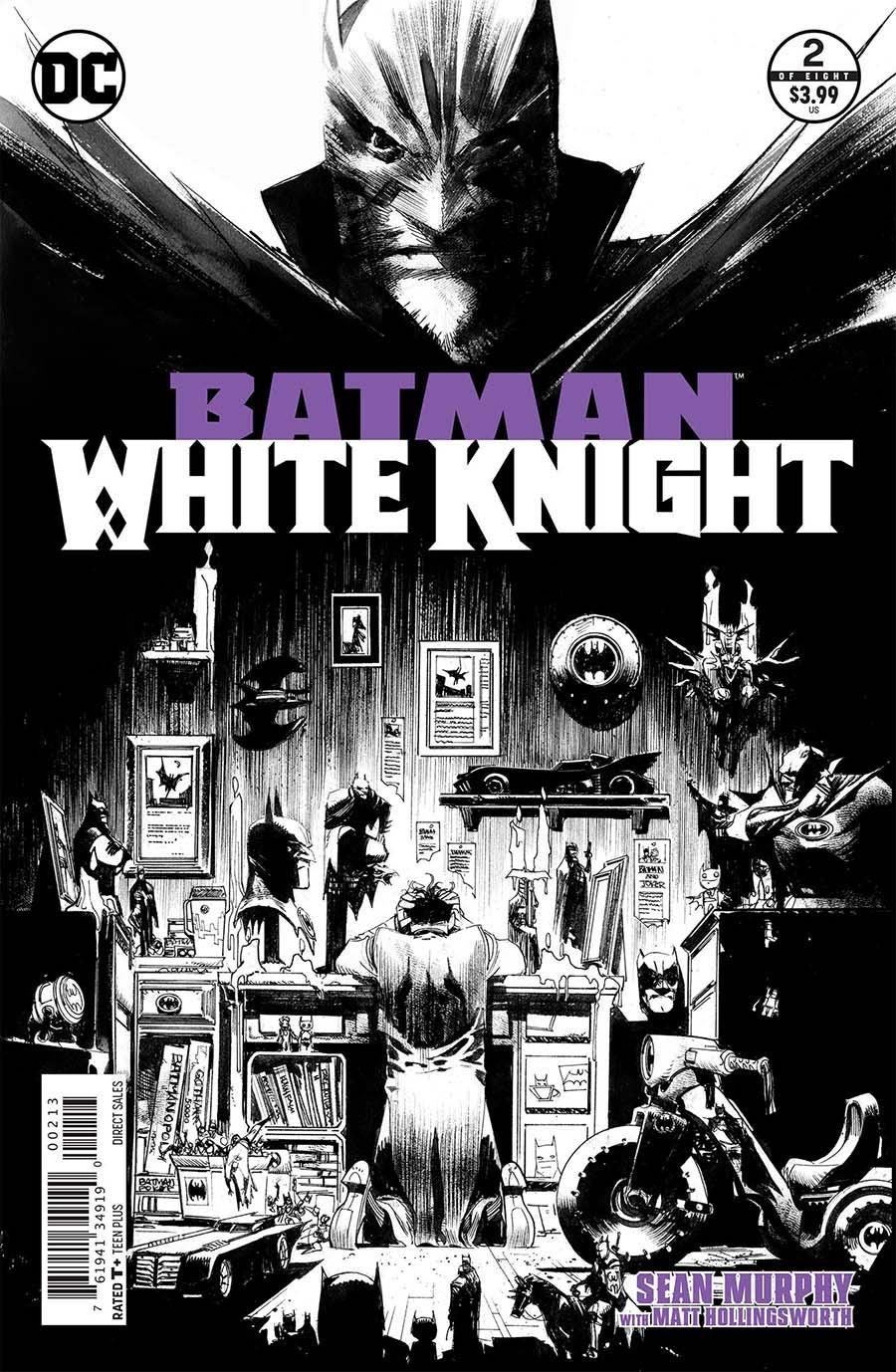 Batman: White Knight (2017) Issue 2
