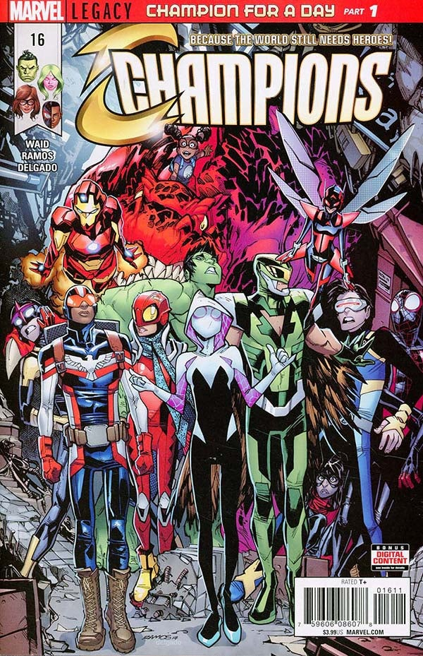 Champions Issue 16