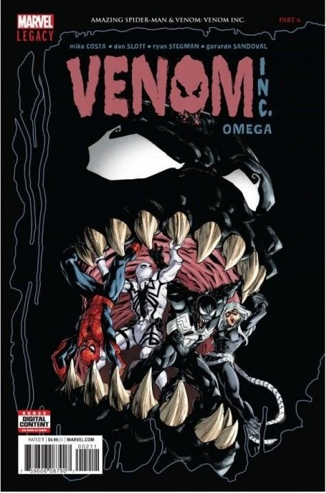 Venom Inc. part six