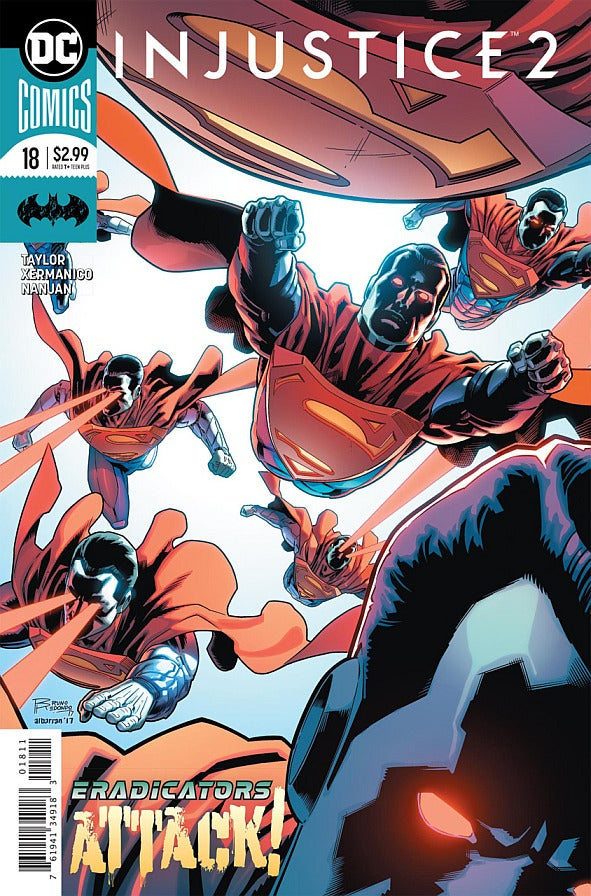 Injustice 2 [II] (2017) Issue 18