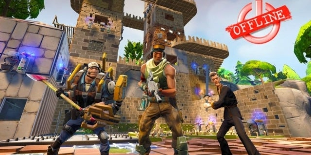 Fornite Players Report Not Being Able To Log-in, Epic ...