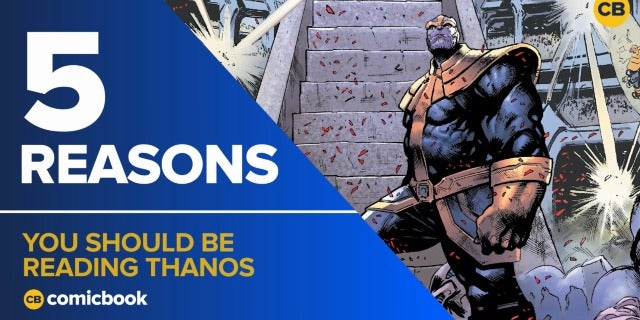 5 Reasons You Should Be Reading Thanos screen capture