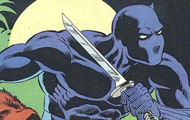 7 - 10 Best Black Panther Comics - Panther's Quest