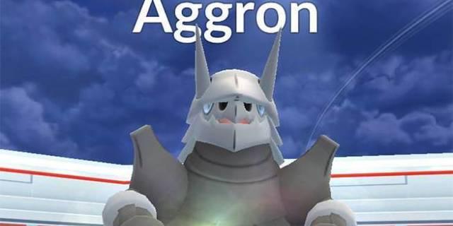 aggron raid boss