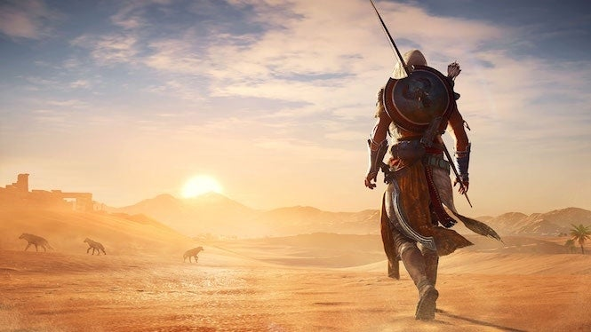 First Assassin's Creed Origins Expansion Comes Out Later This Month