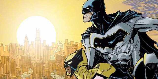 Batman and The Signal - Team Up