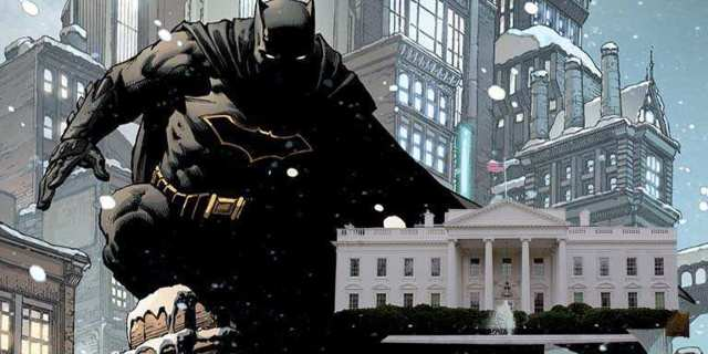 batman white house