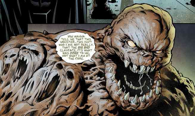 Best Clayface Stories - Fall of the Batmen