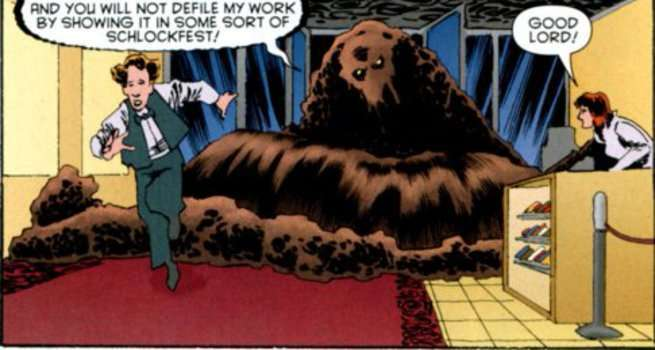 Best Clayface Stories - Kelley Jones