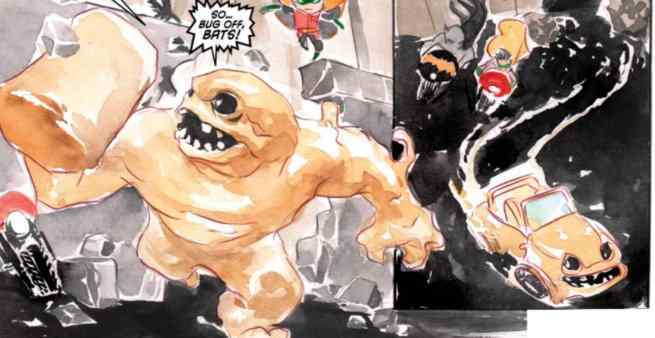 Best Clayface Stories - Li'l Gotham