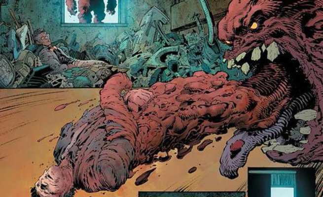 Best Clayface Stories - Nowhere Man