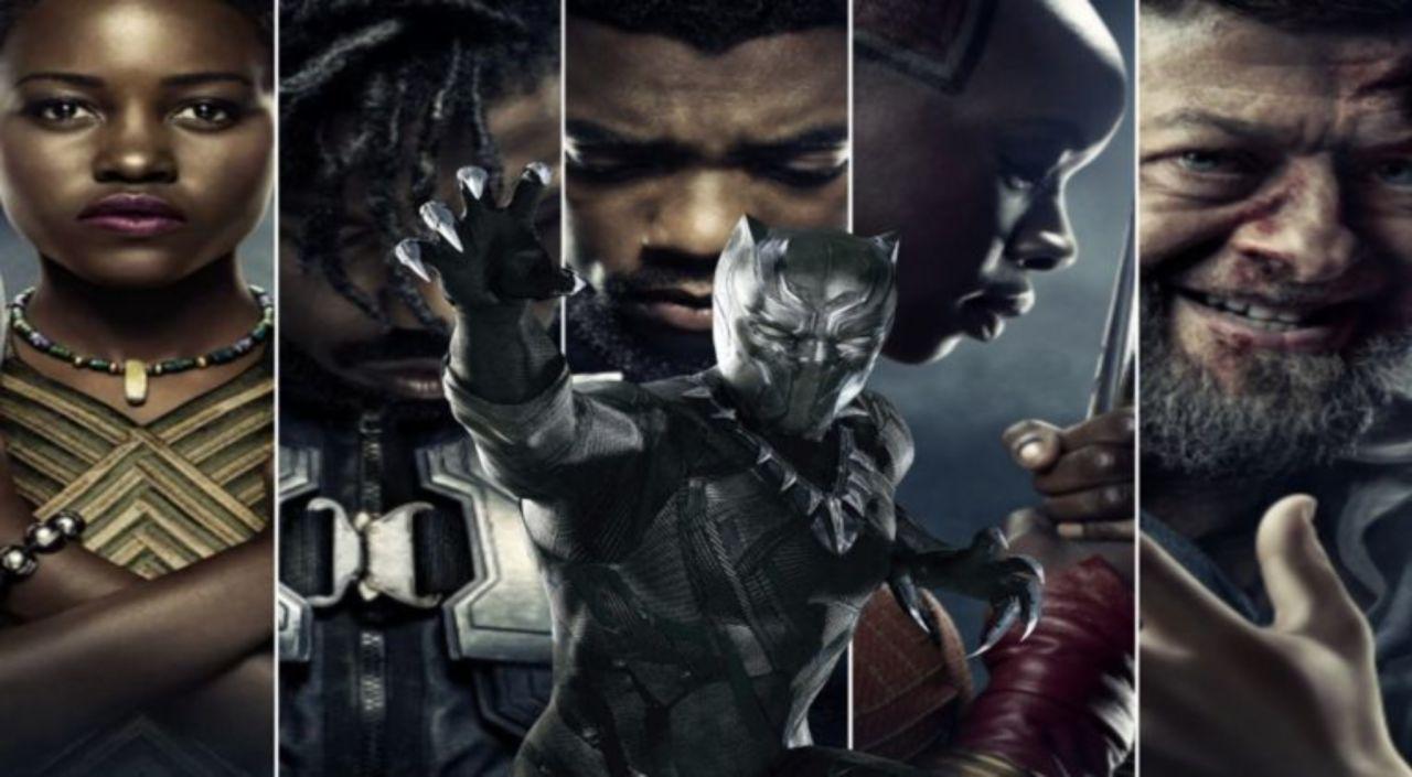 Cast Catch Up: \'Black Panther\'
