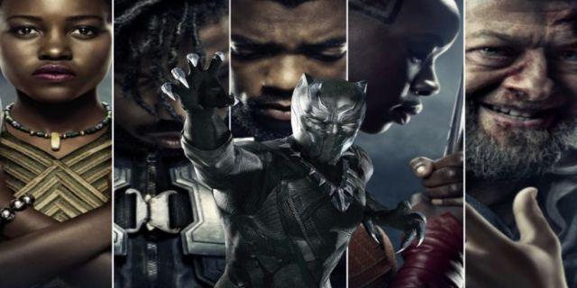 Black Panther cast comicbookcom