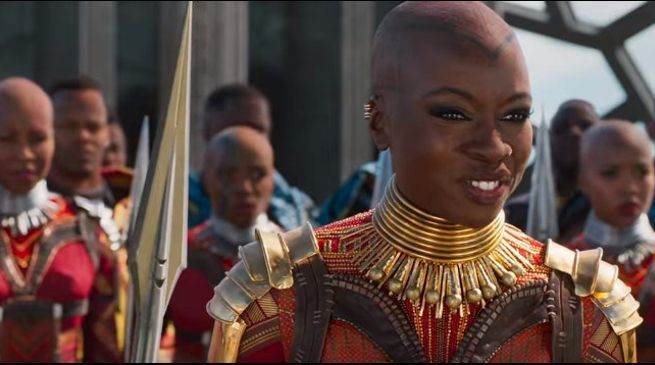 Black Panther Cast React to Trump Shithole Countries Africa