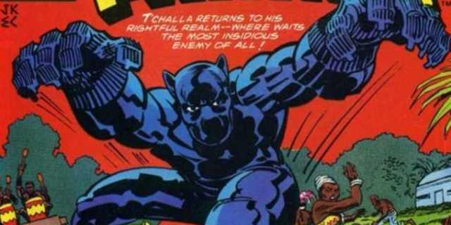Black Panther Creator Jack Kirby - 1977