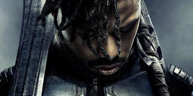 Black Panther Erik Killmonger Best MCU Villain