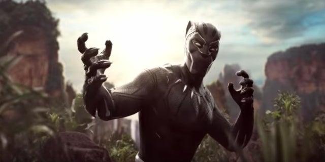 Black Panther Hasbro