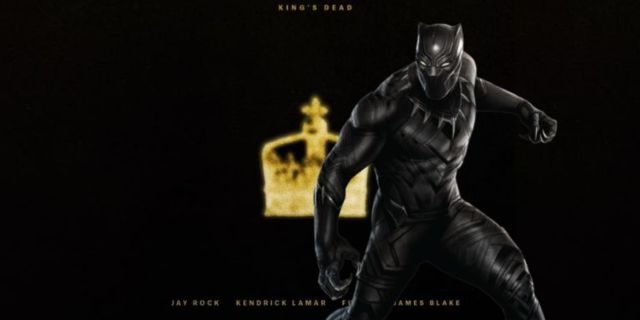 "New 'Black Panther' Song ""King's Dead"" Released, Features"