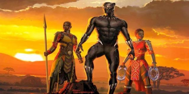 Black Panther Ryan Meinderning